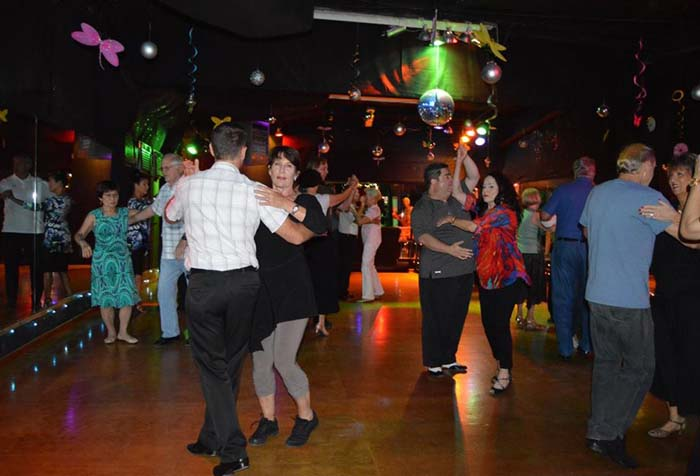 Ballroom Dance Parties at Applause Dance Factory in Jackson, MS