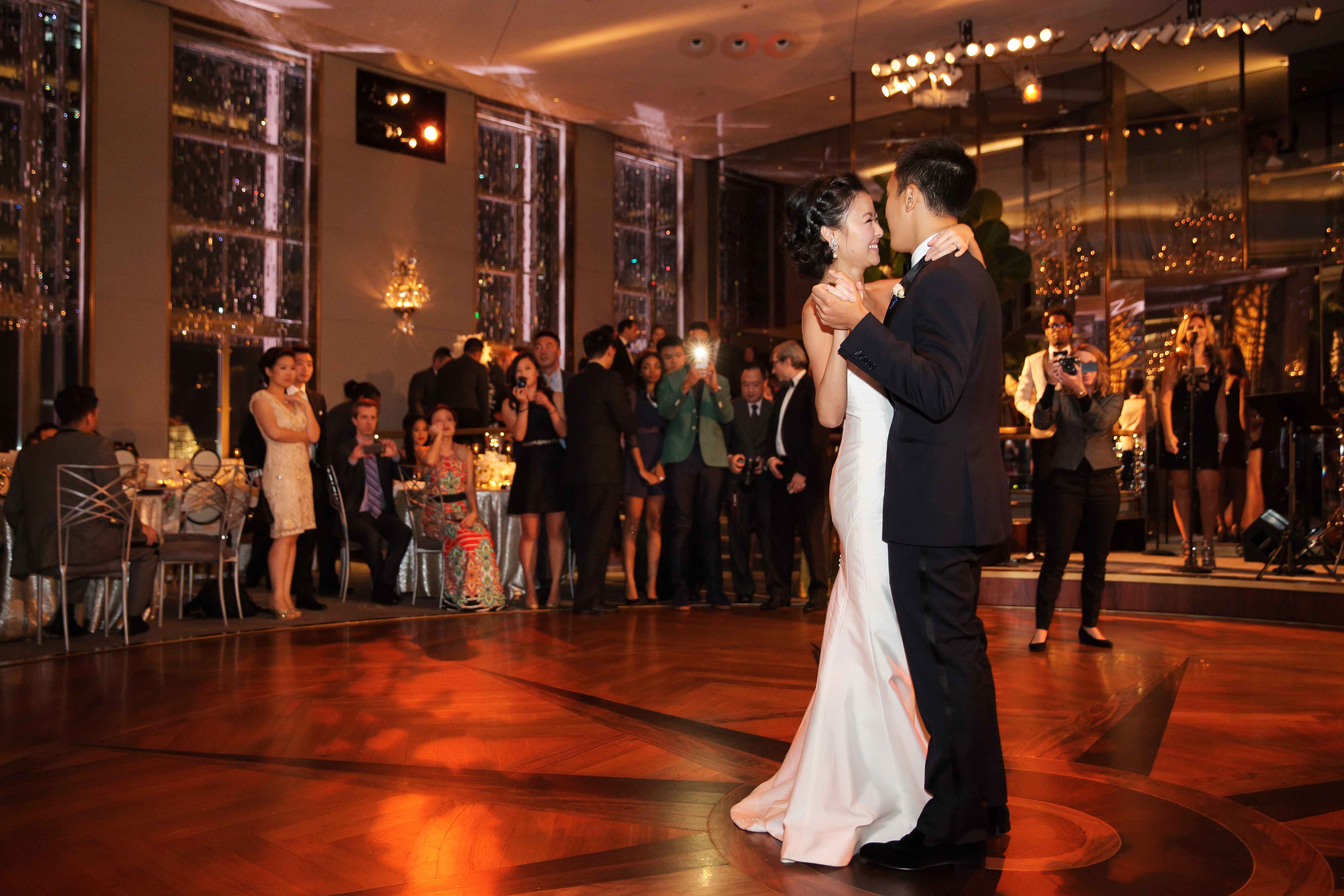 when should i start taking wedding dance lessons